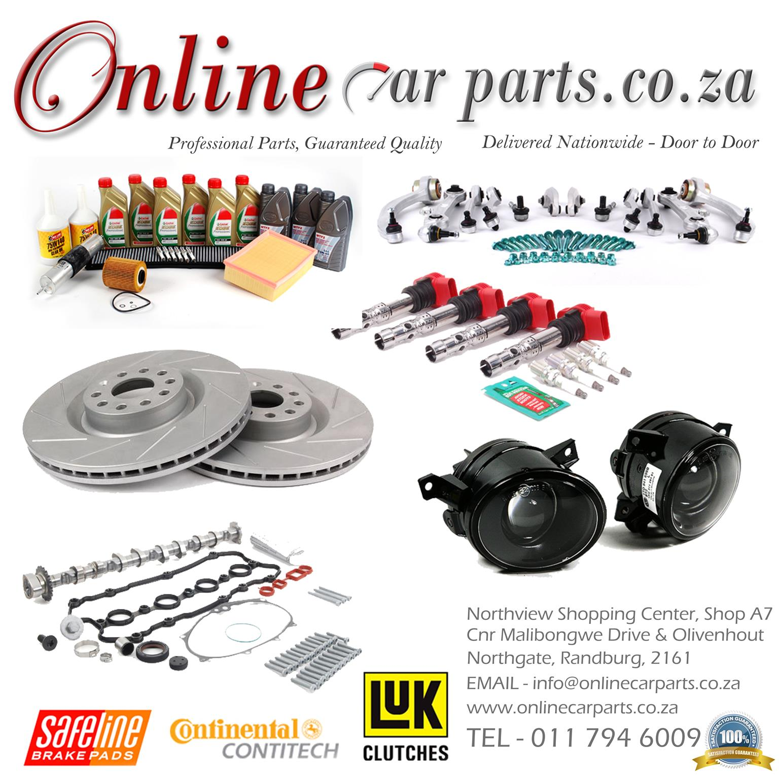 Find Online Car Parts's adverts listed on Junk Mail