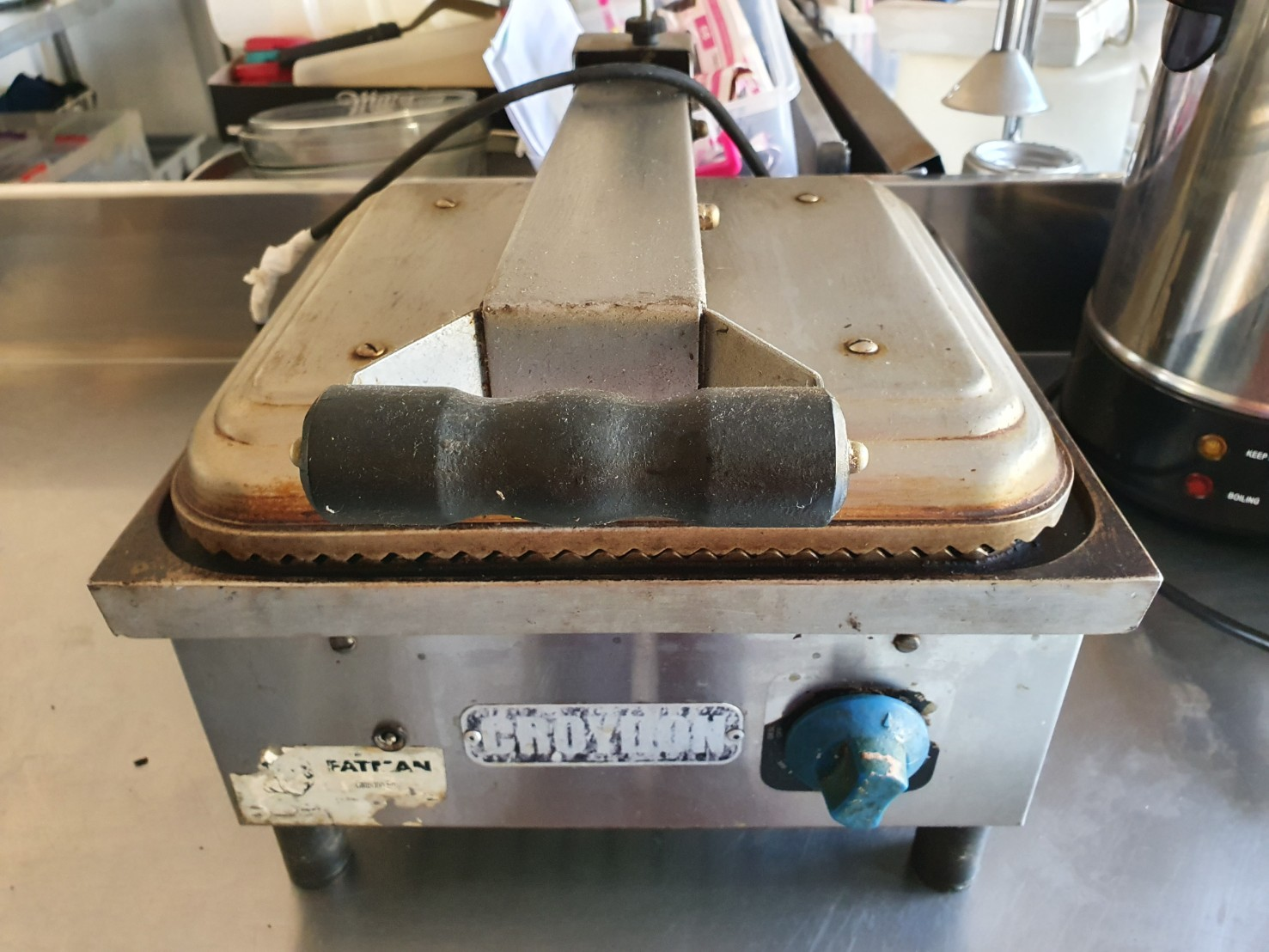 used sandwich maker
