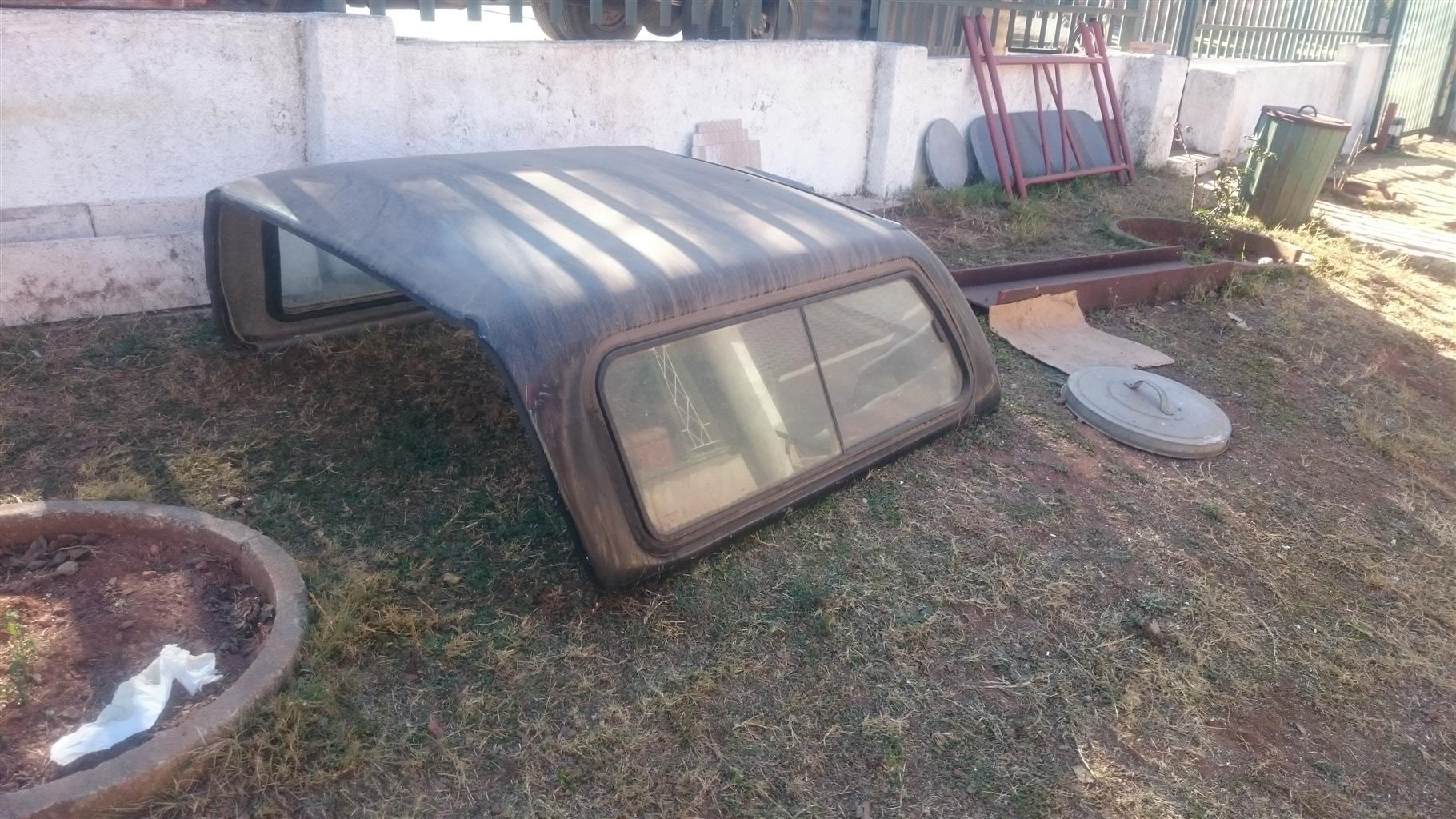 2nd hand Canopy for Fiat Strada
