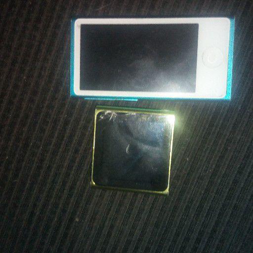 ipod nano x 3