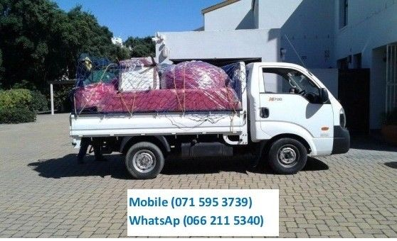 Bakkie or Transport for Hire - Furniture removals and deliveries