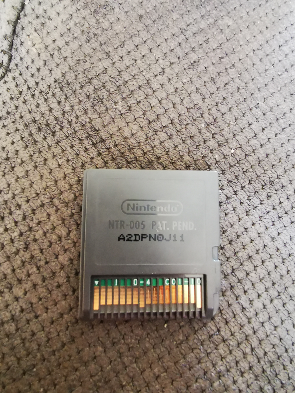 Memory card for Nintendo ds xl