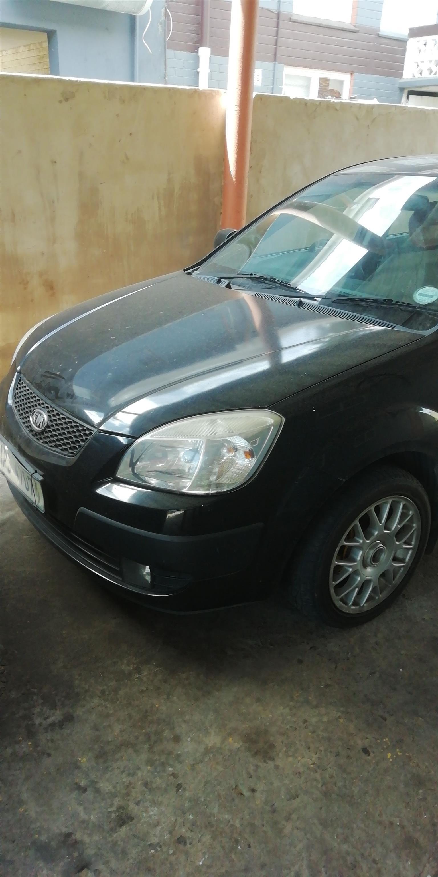 2007 Kia Rio 1.4 4 door