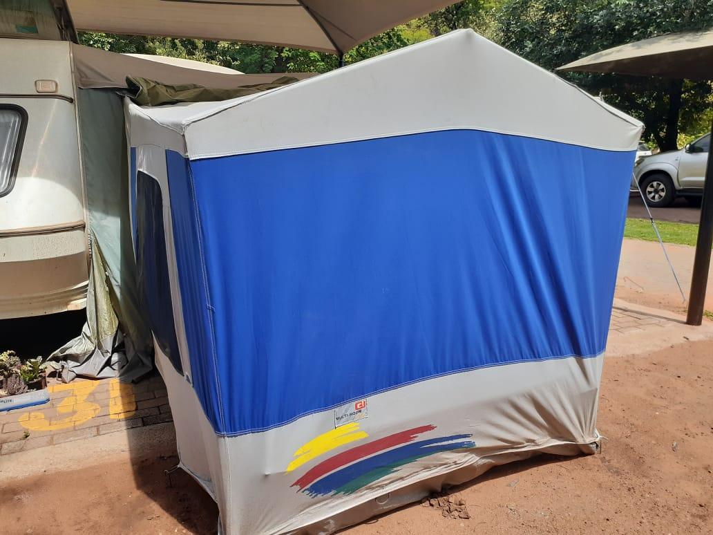 Multiroom tent