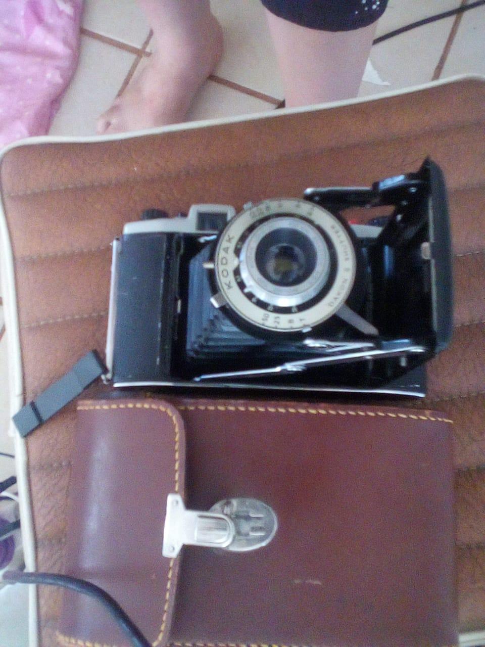 Kodac Junior 2 Camera