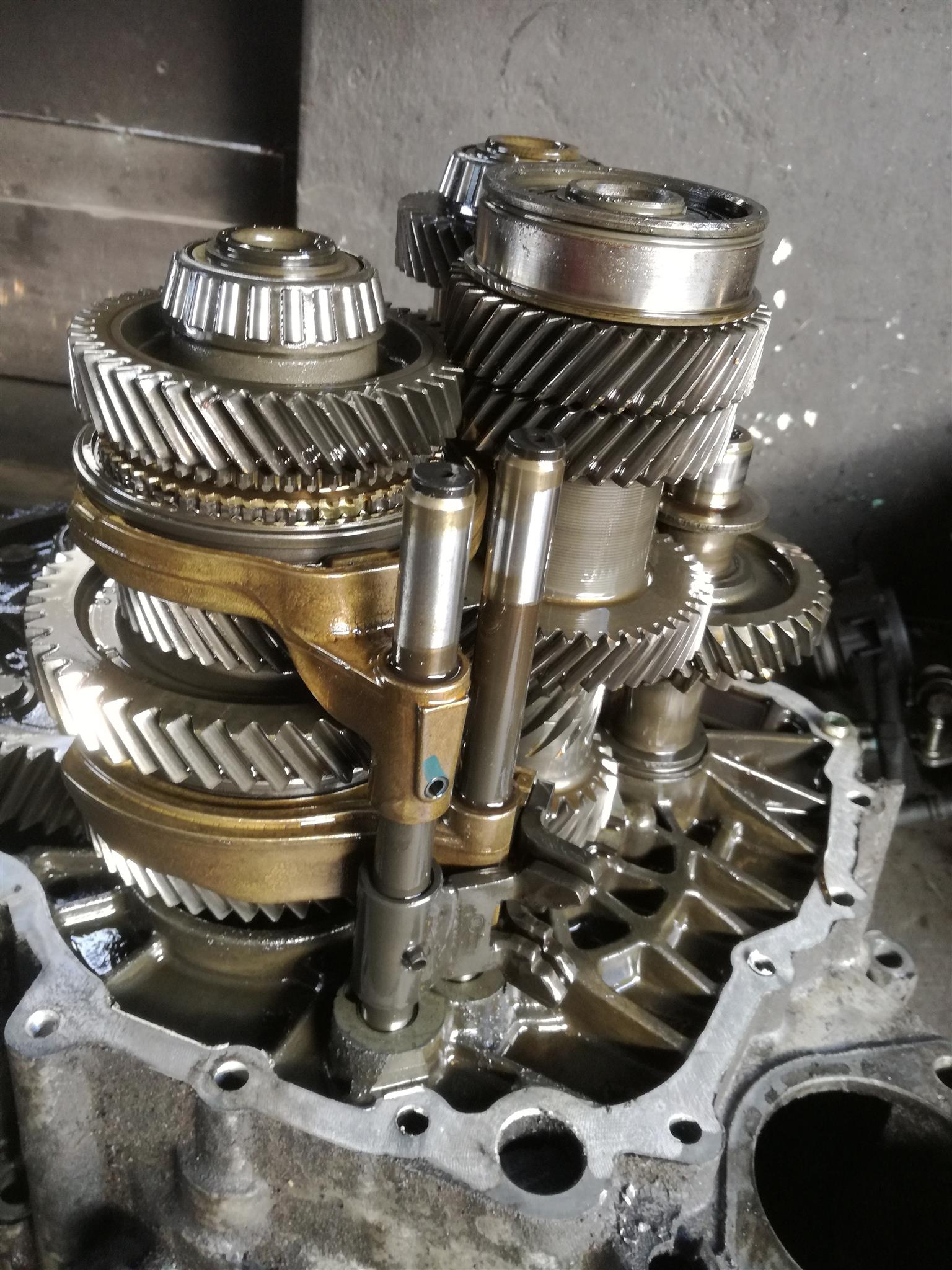 GEARBOX ,DIFF and CLUTCH REPAIRS