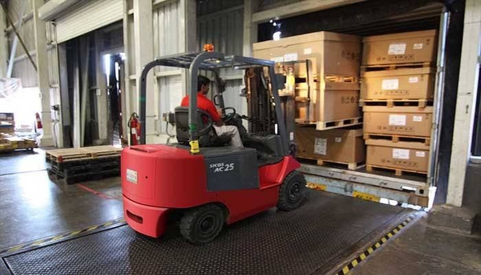 Forklift,Oder Picker,Reach Truck Training Around Germiston
