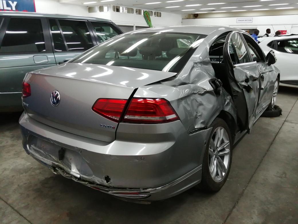 2017 VW Passat 1.4TSI Comfortline