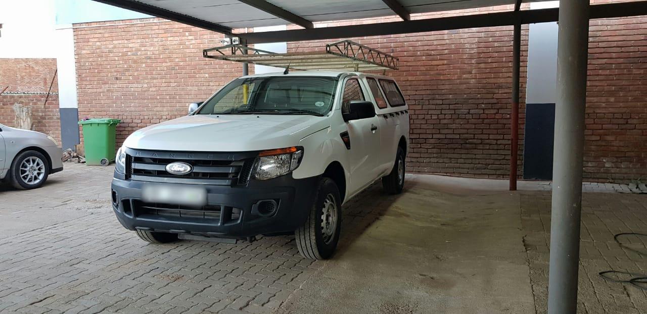 2013 Ford Ranger 2.5i