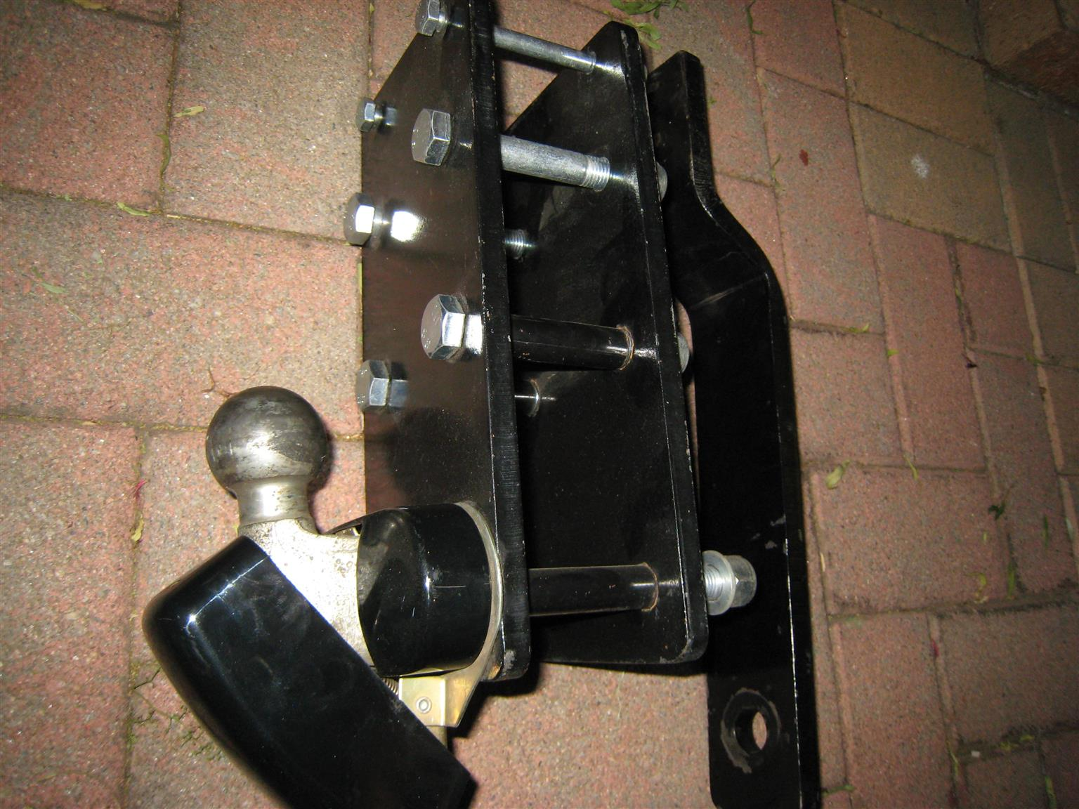 Tow ball and hook for sale