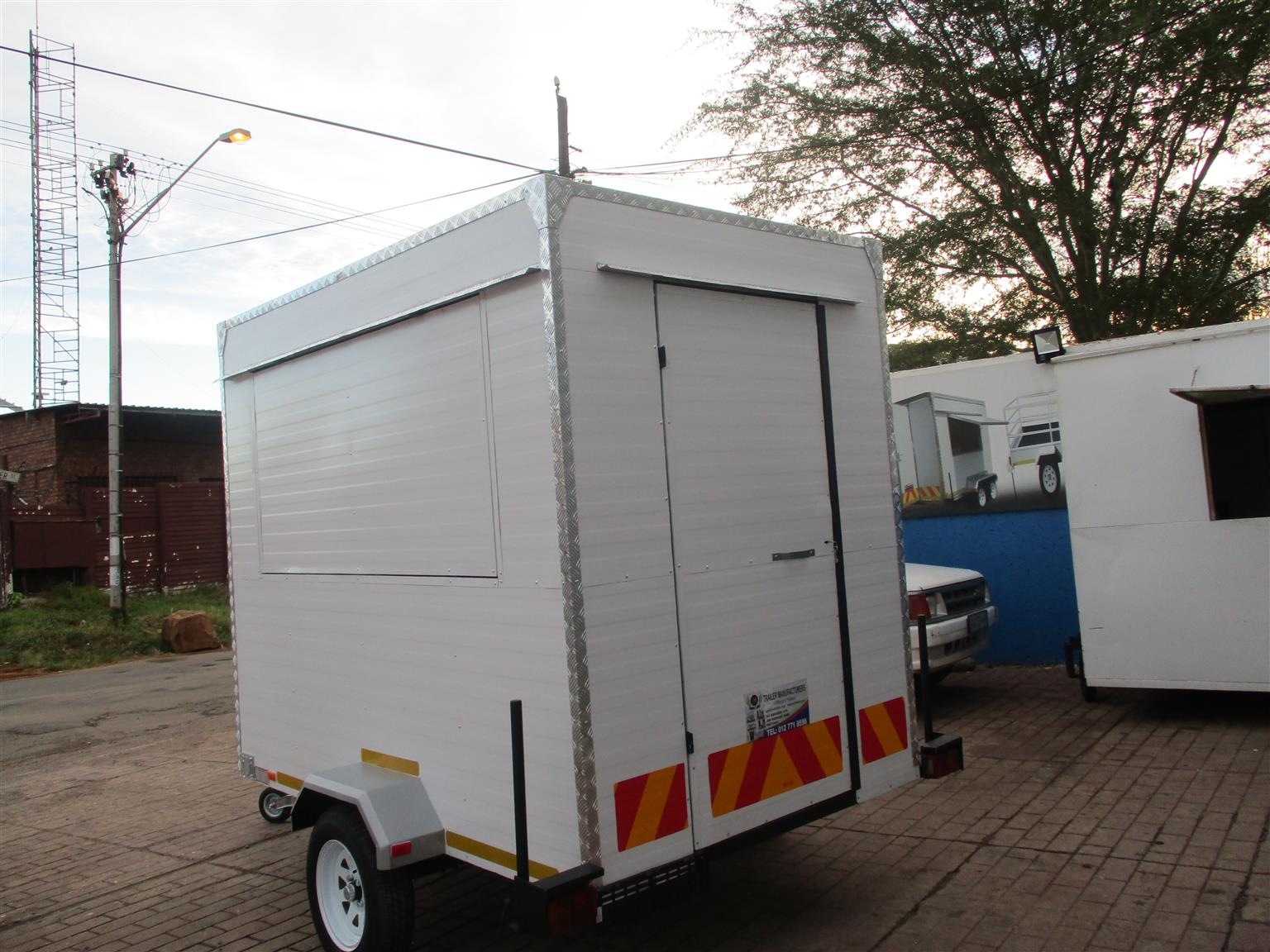 `MOBILE KITCHEN FOR SALE