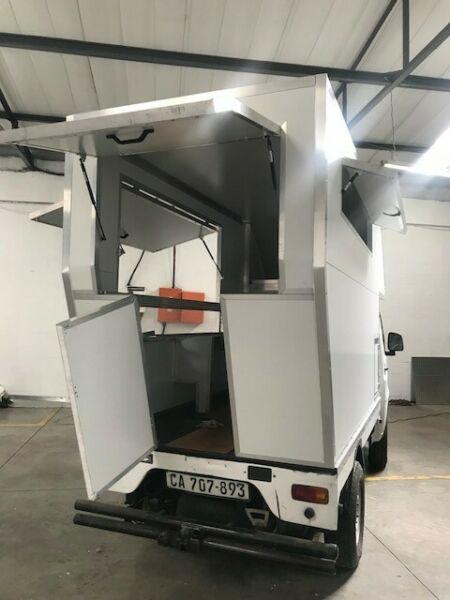 Mobile Kitchen Van For Sale Junk Mail