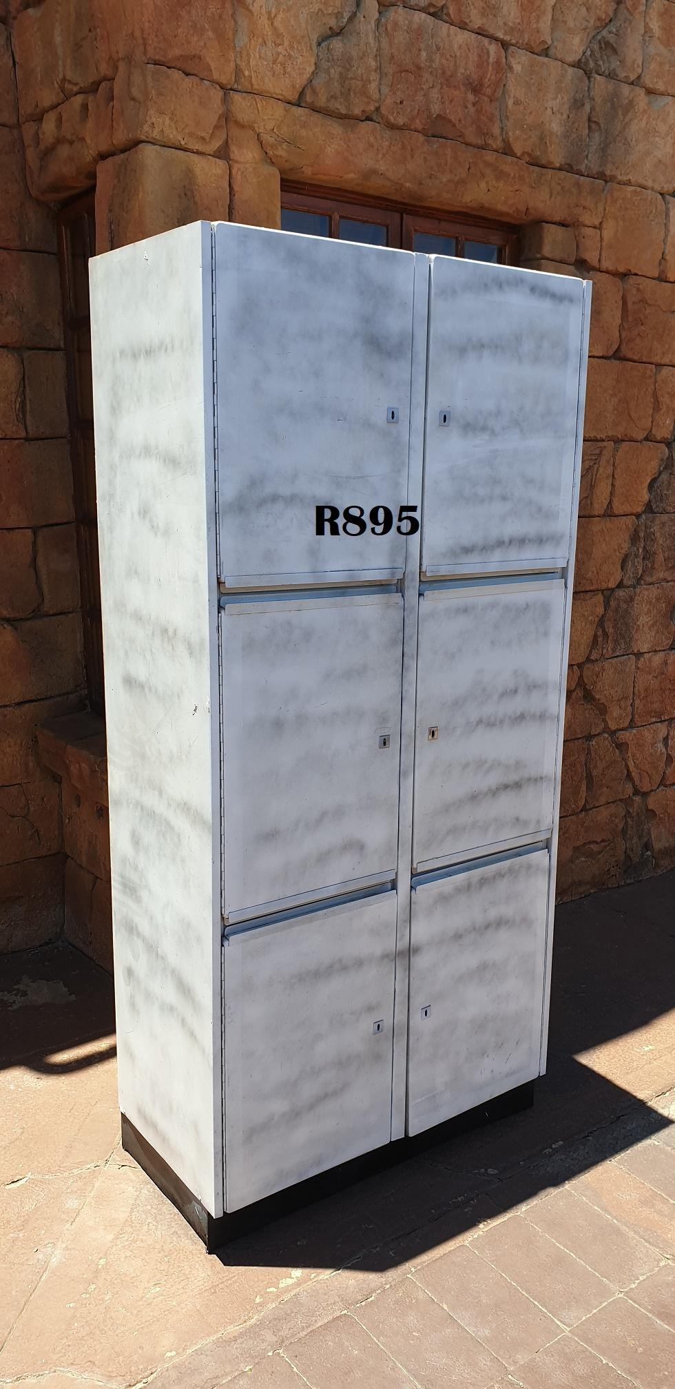Steel Kitchen Cabinet (915x460x1930)