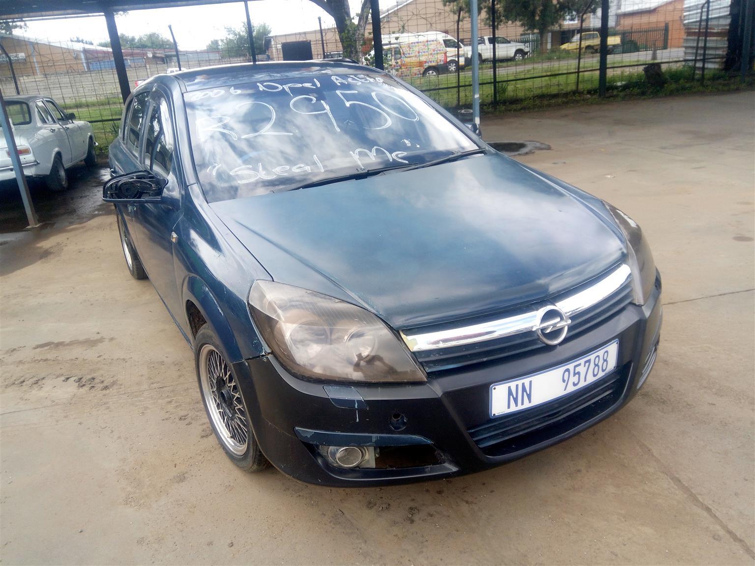 2006 Opel Astra 1.6 Enjoy