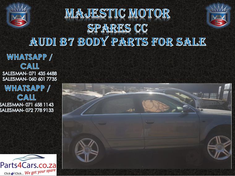 Audi b7 used doors for sale
