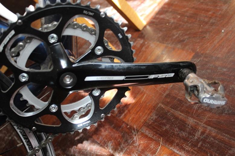 TREK Lexa Alpha Aluminium 100 bike (women's design)