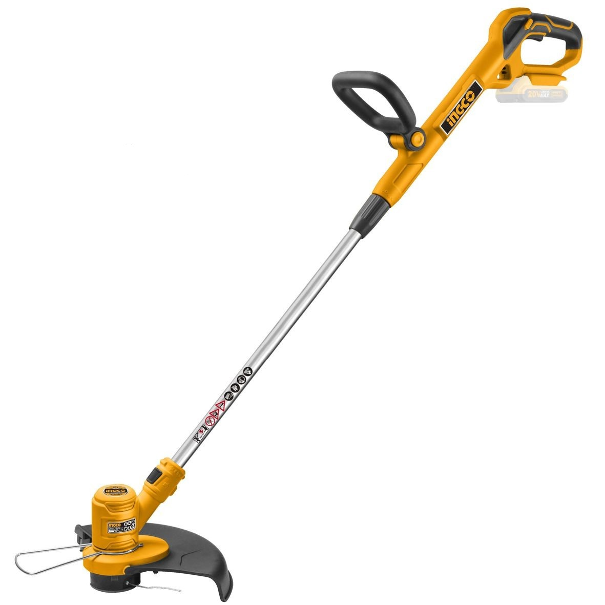 Ingco Cordless Grass Trimmer (Excluding Battery)