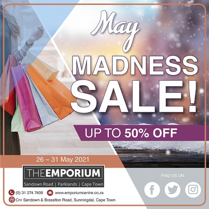 May Madness emporium