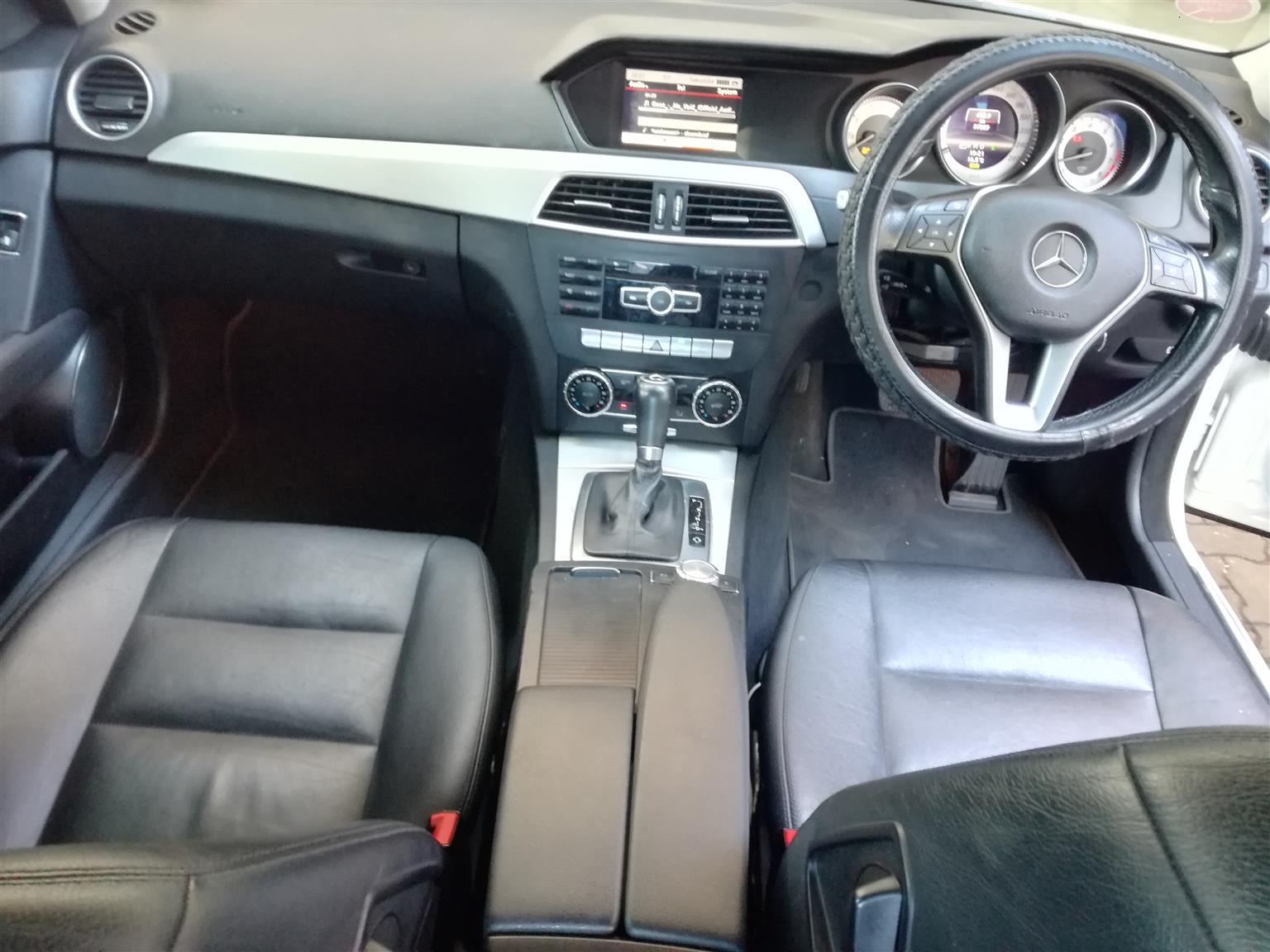 2013 Mercedes-Benz C Class C200Automatic