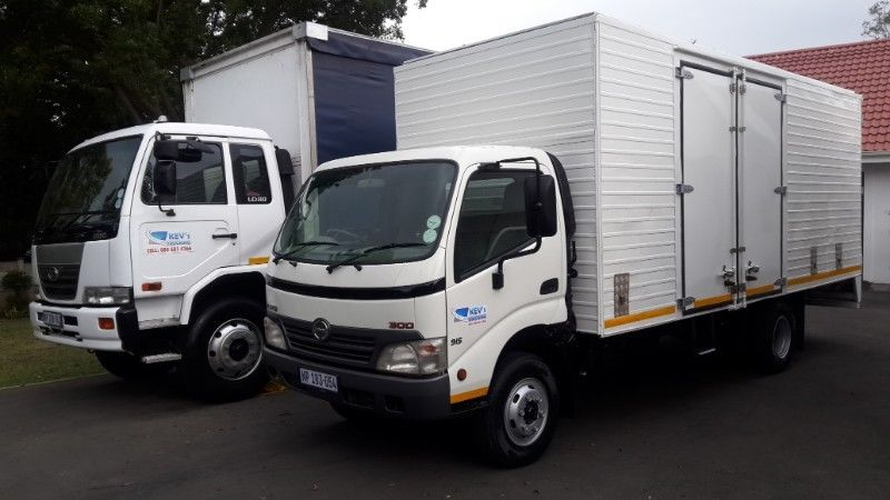 Fast and reliable transport services all across south africa
