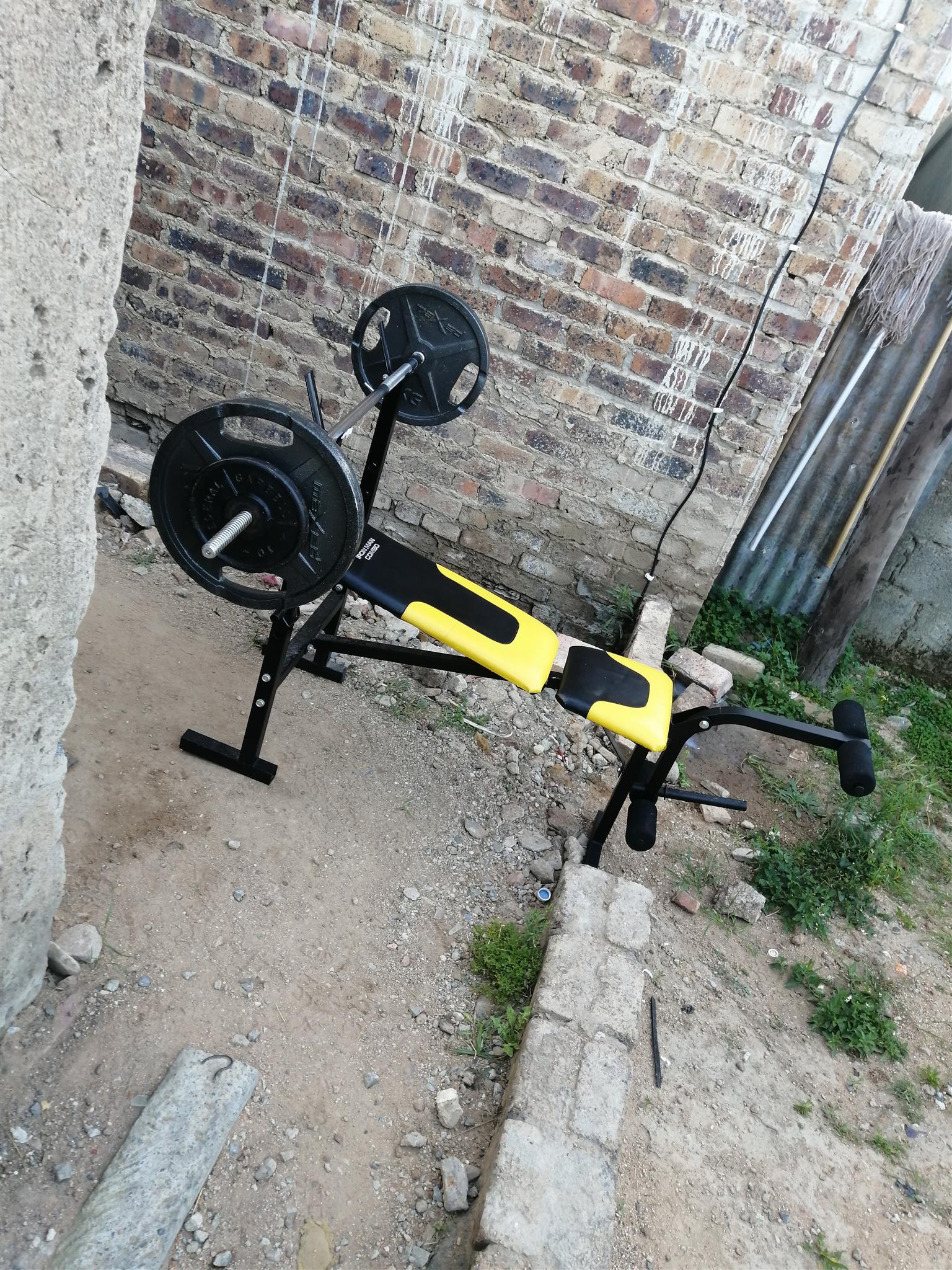 Bench press for gym