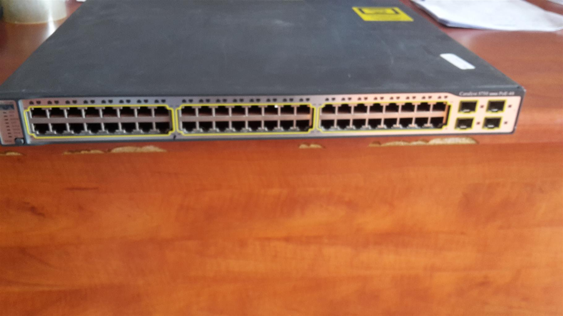 SCisco switches and routers for sale