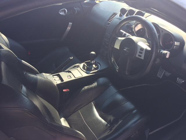 2005 Nissan 350 Z 350Z roadster