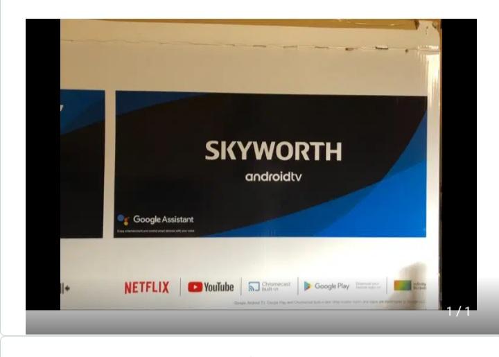 "Skyworth 40"" Android Smart TV"