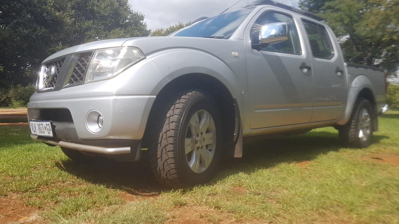 2007 Nissan Navara 2.5dCi