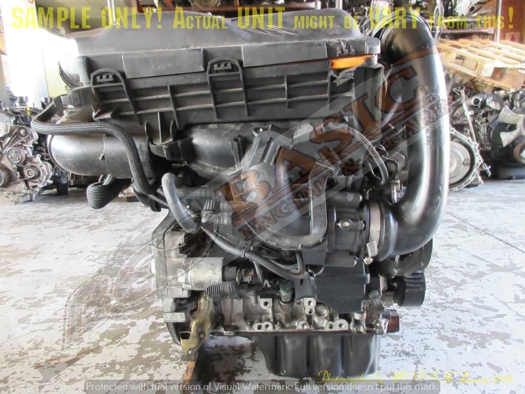 CITROEN -10FJBC -1.6 TURBO EFI 16V Engine -PEUGOET 308