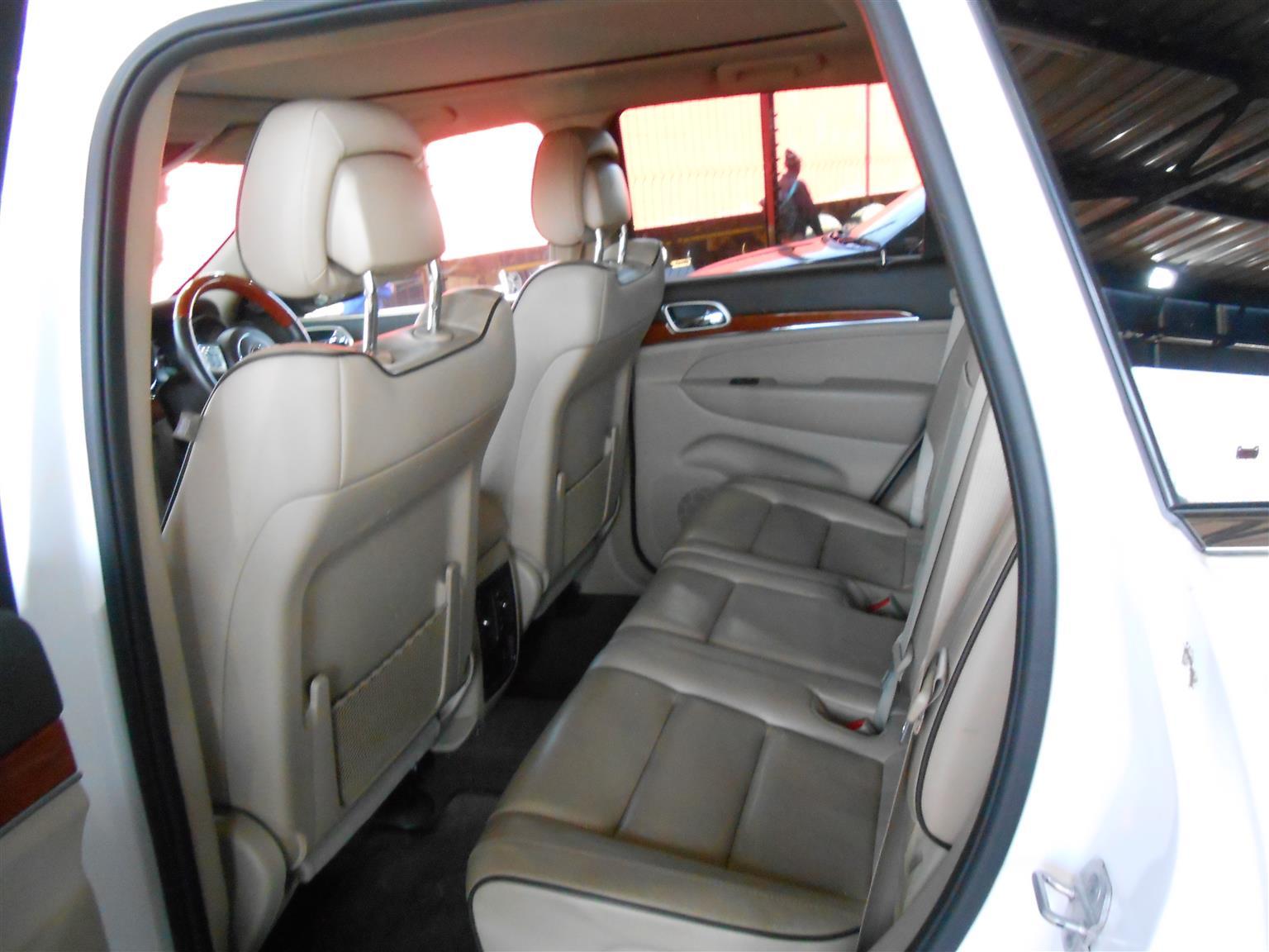2014 Jeep Grand Cherokee 3.0L CRD Overland