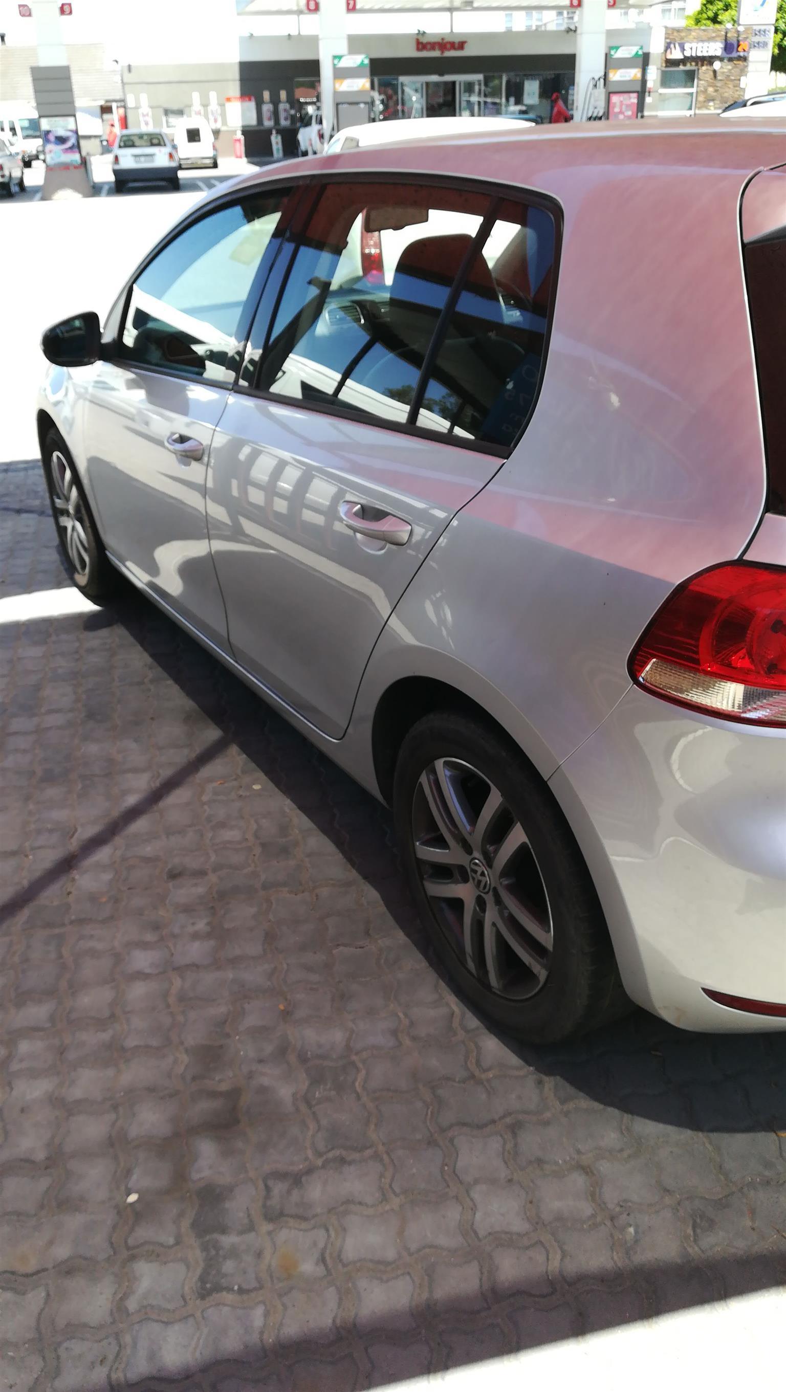 2011 VW Golf hatch GOLF VII GTD 2.0 TDI DSG