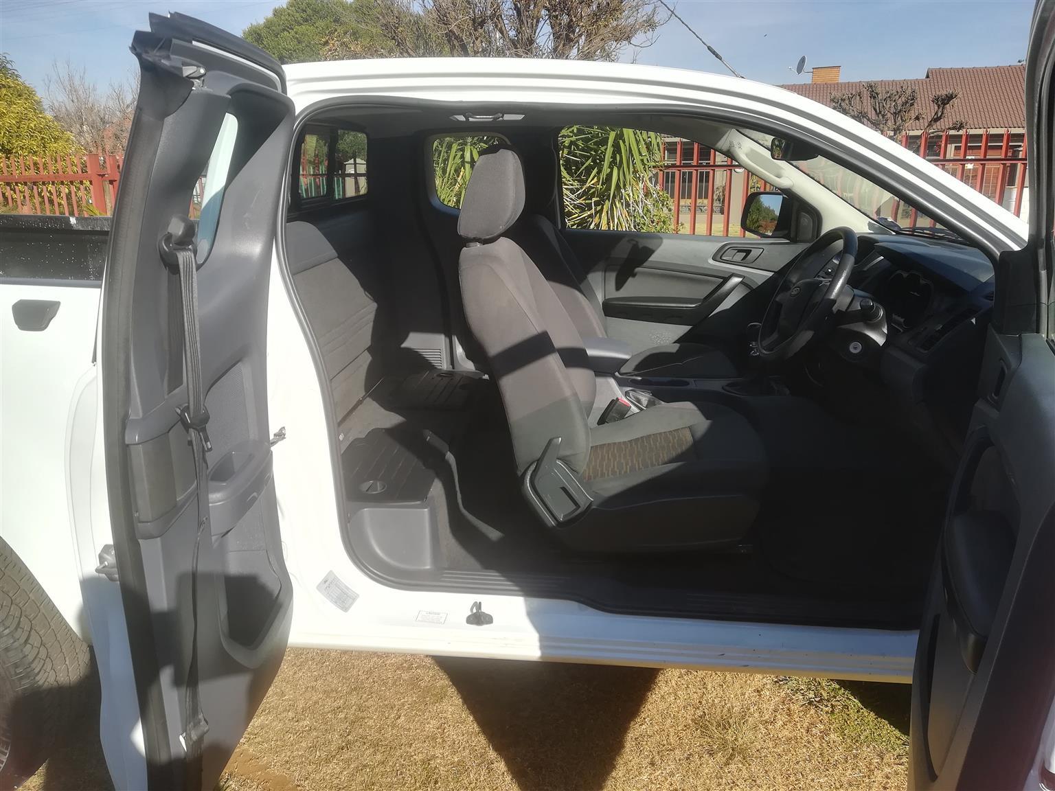 2014 Ford Ranger 2.2 SuperCab Hi Rider XL