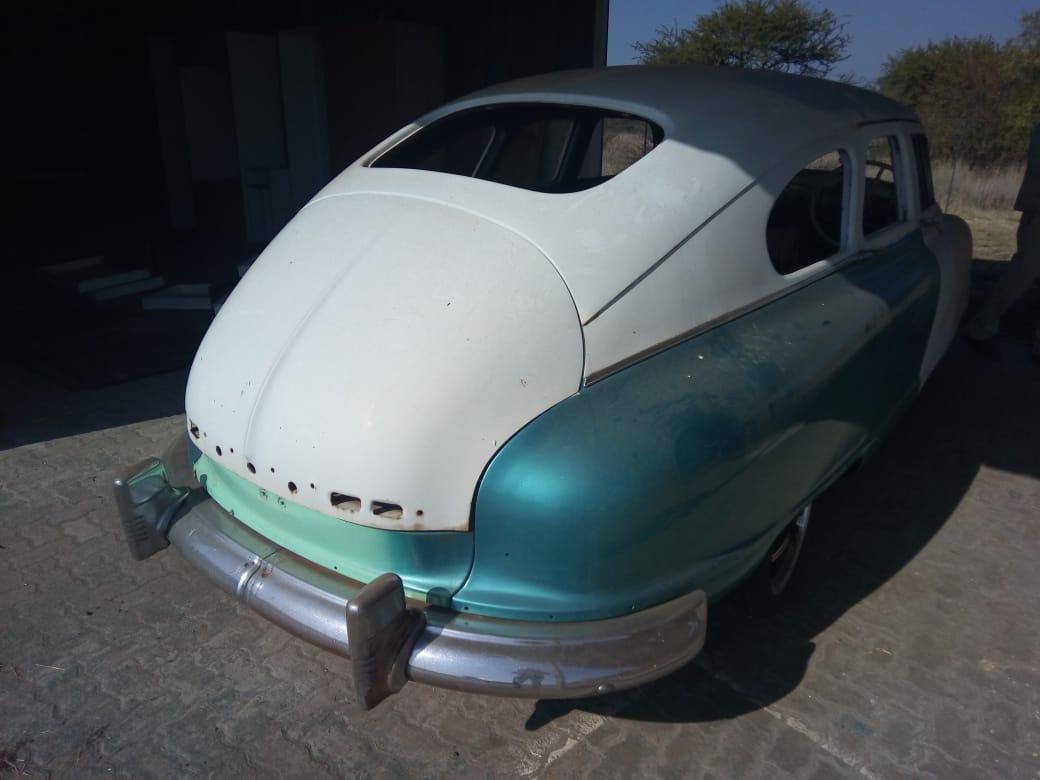 1948 Nash