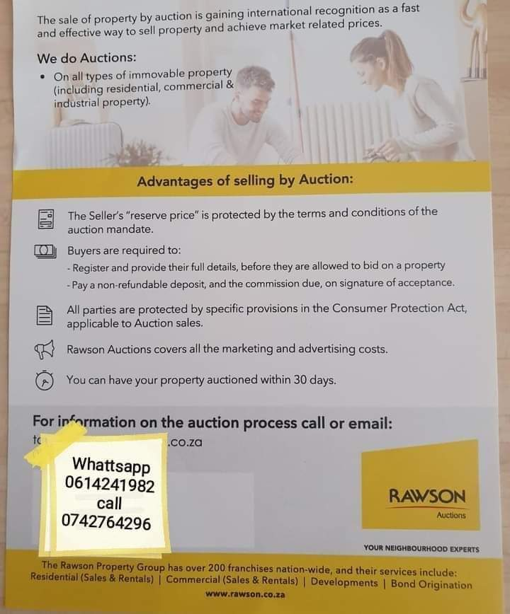 Struggling to sell your house?I will sell your house for FREE..No Commission,