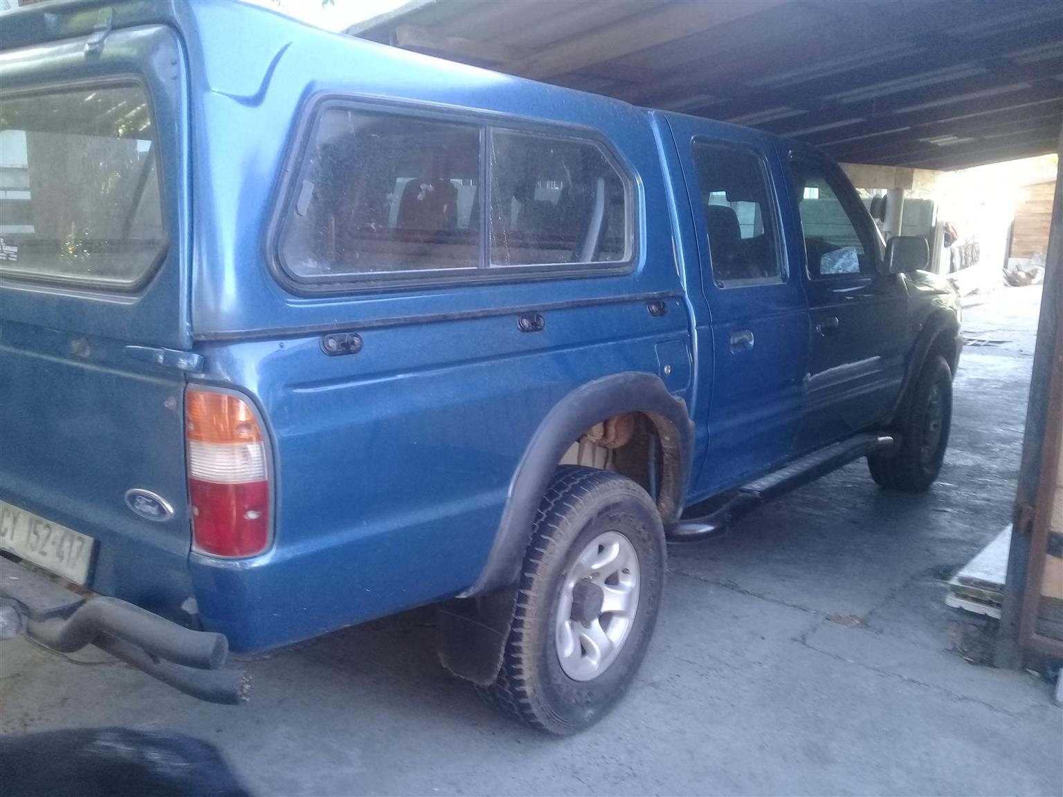 2003 Ford Ranger 2.5TD double cab Hi trail