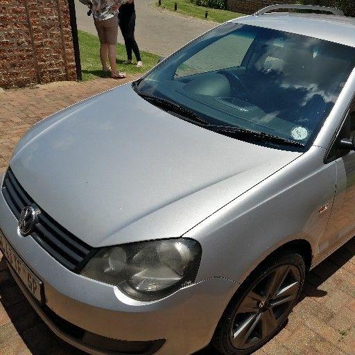2013 VW Polo Vivo hatch 5-door Maxx POLO VIVO 1.6 MAXX (5DR)