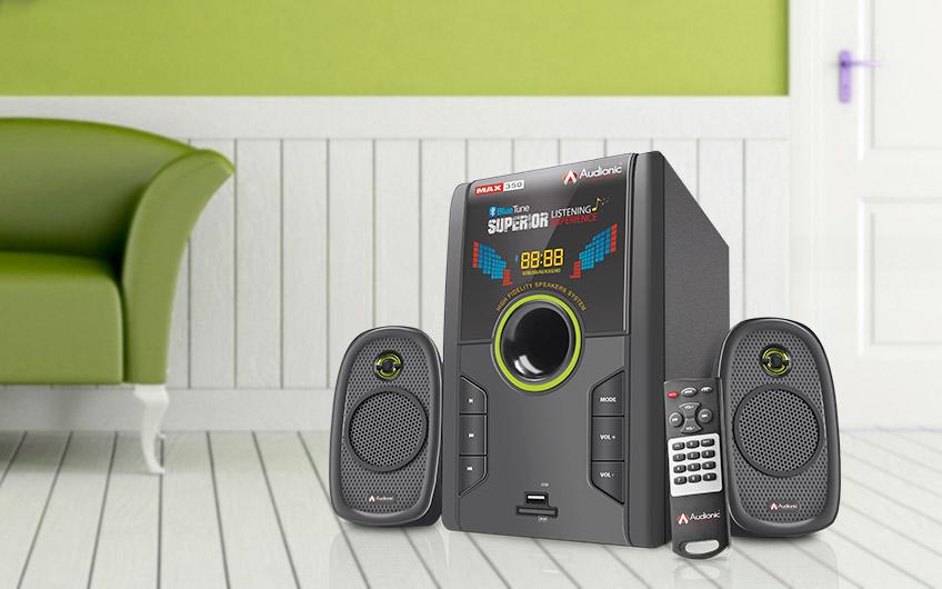 Audionic MAX-350 Bluetooth Speaker