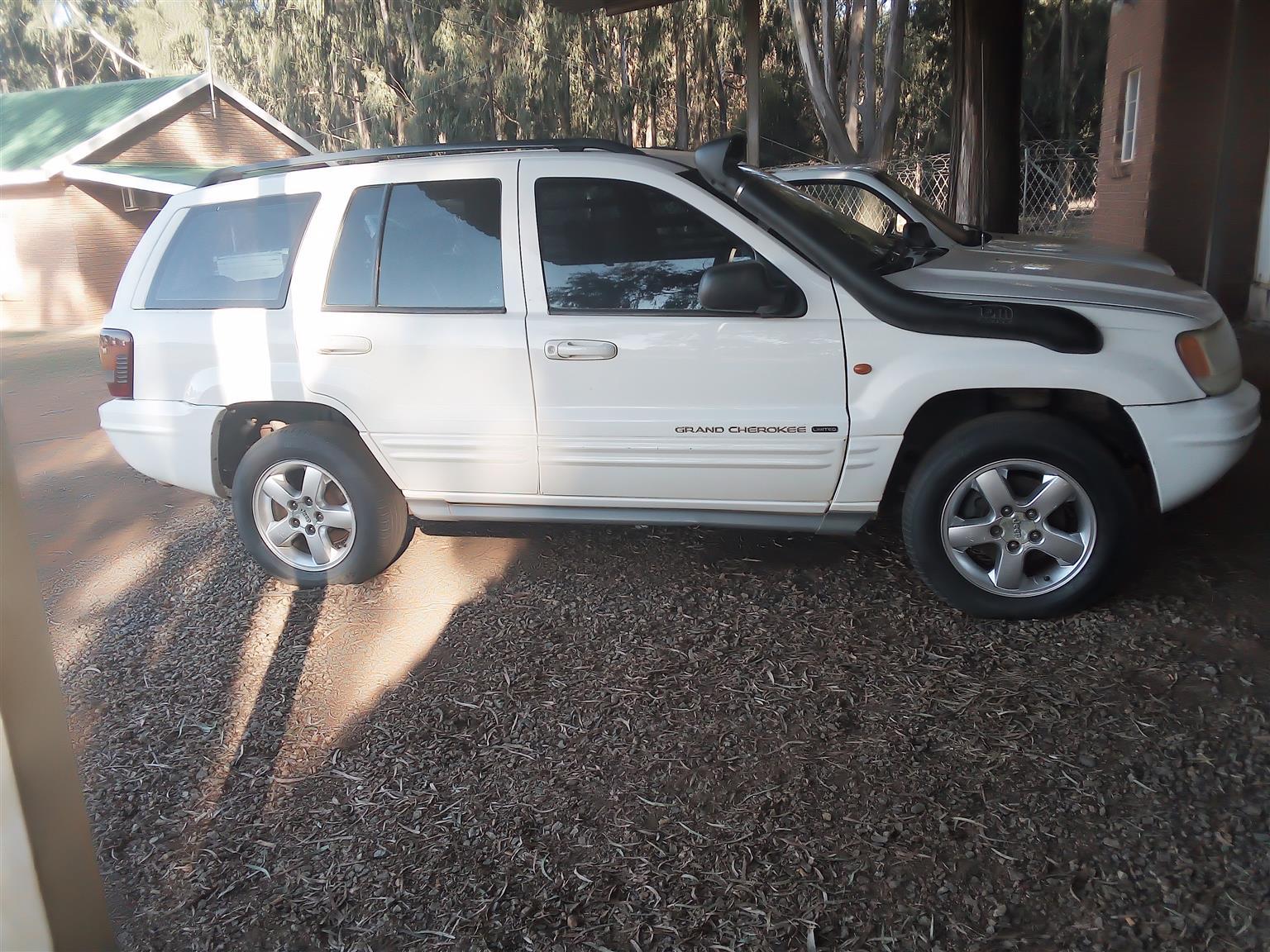 2002 Jeep Grand Cherokee 3.0CRD Laredo