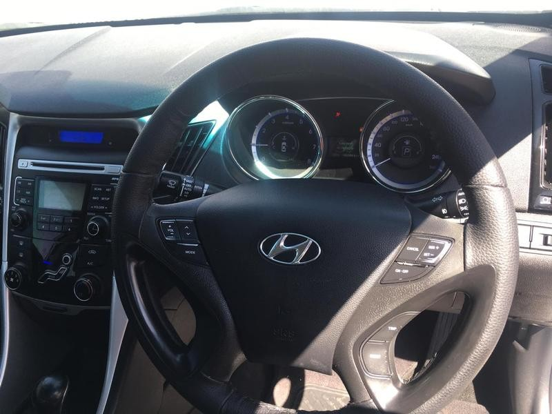2012 Hyundai Sonata 2.4 Executive