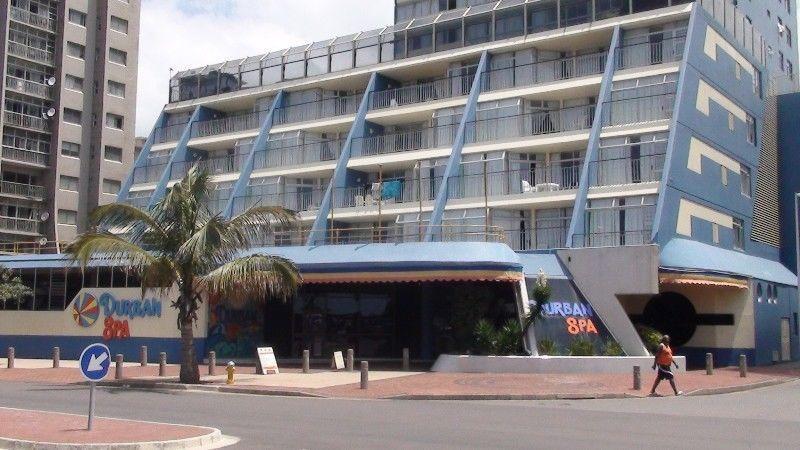 Durban Spa 1 bed 4 sleeper 28-5 July weekend/midweek from R3500