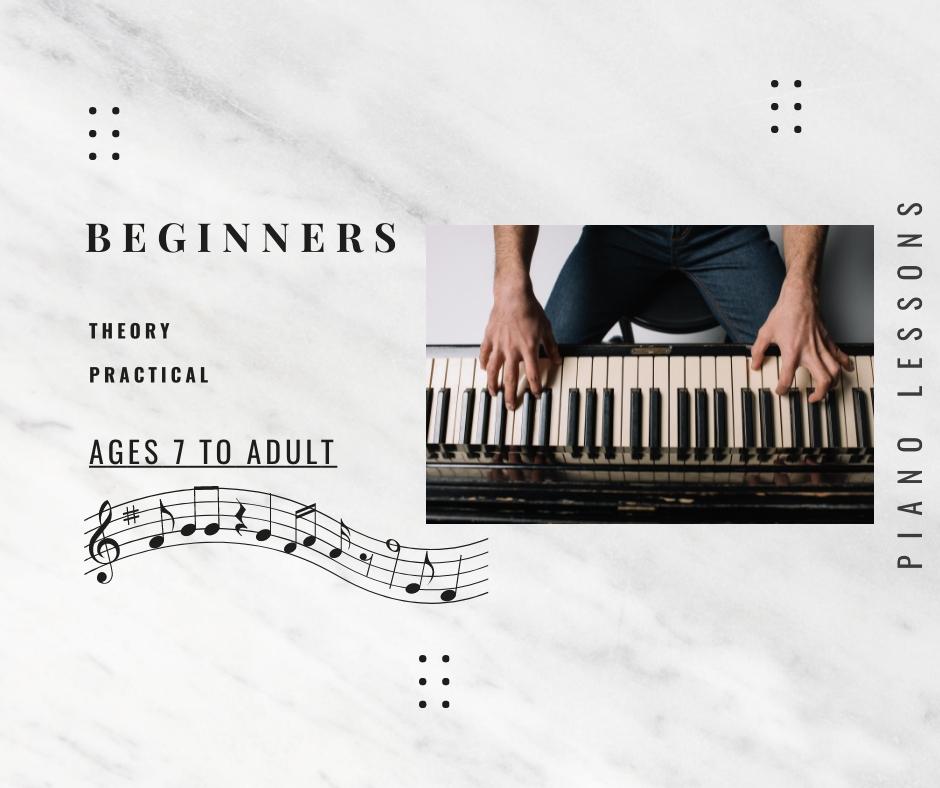 Klavier lesse/Piano lessons