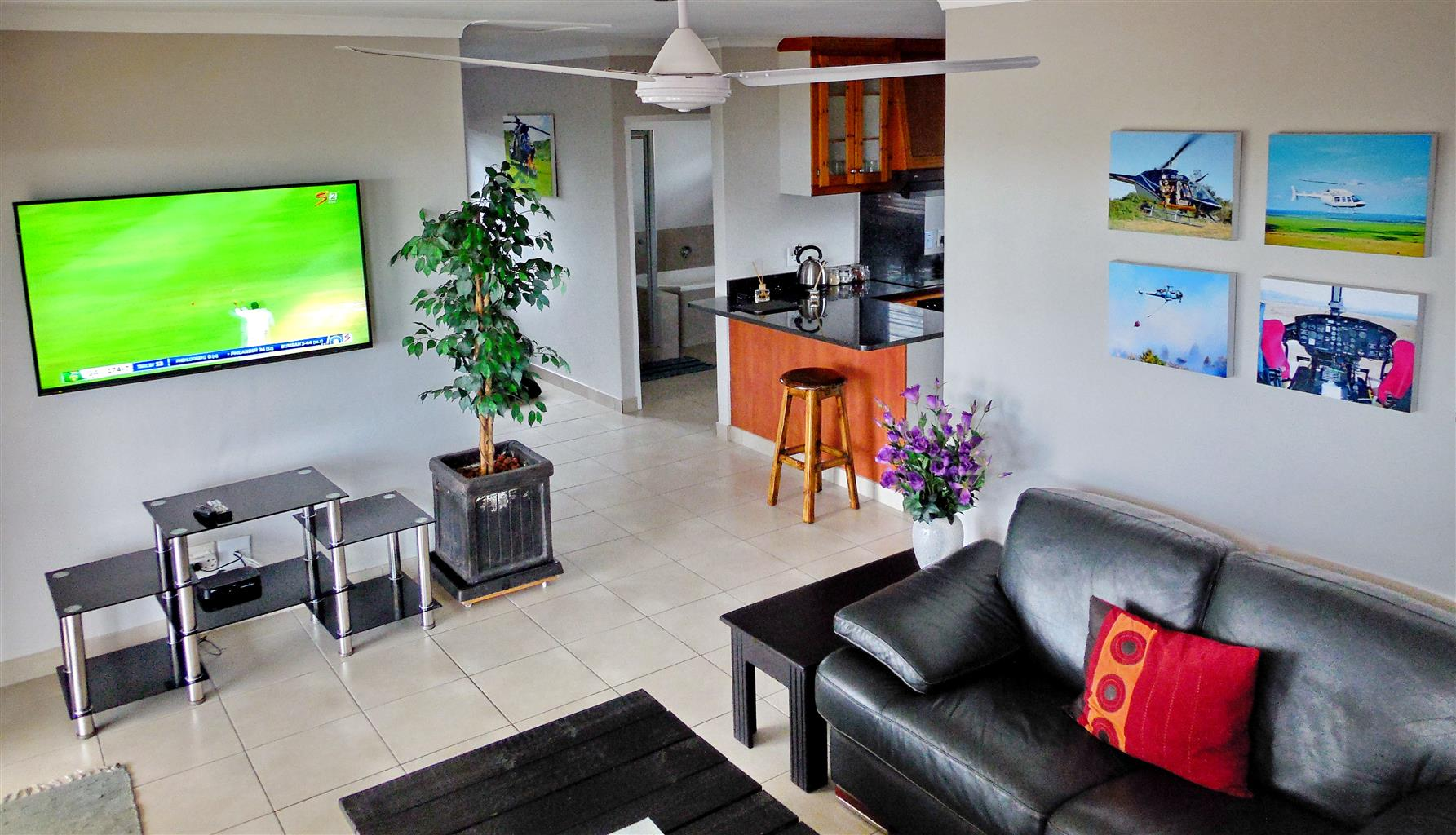 Accommodation in Durban close to  the Beach and Shopping Malls
