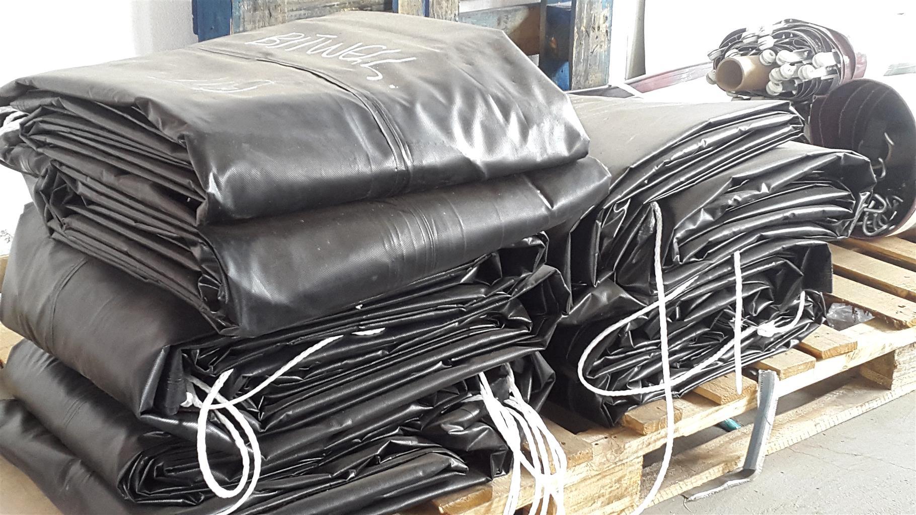 5m x 5m heavy duty tarpaulins