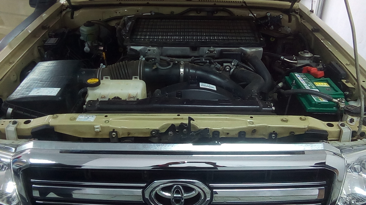 2014 Toyota Land Cruiser