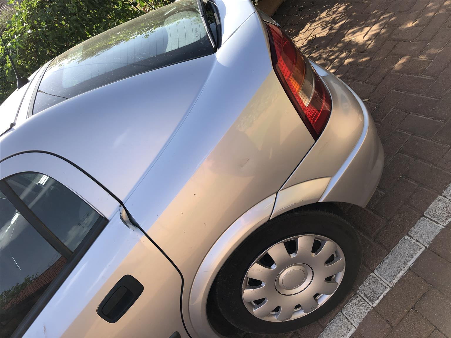 Opel Astra hatch