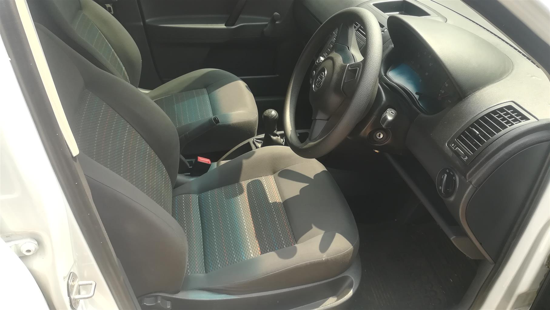 2017 VW Polo Vivo hatch 5-door POLO VIVO 1.4 TRENDLINE (5DR)