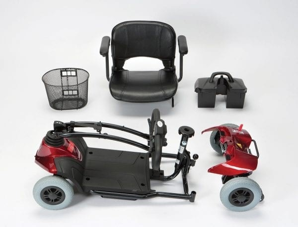 MOBILITY SCOOTER HS 295 R16000.00 INCL VAT