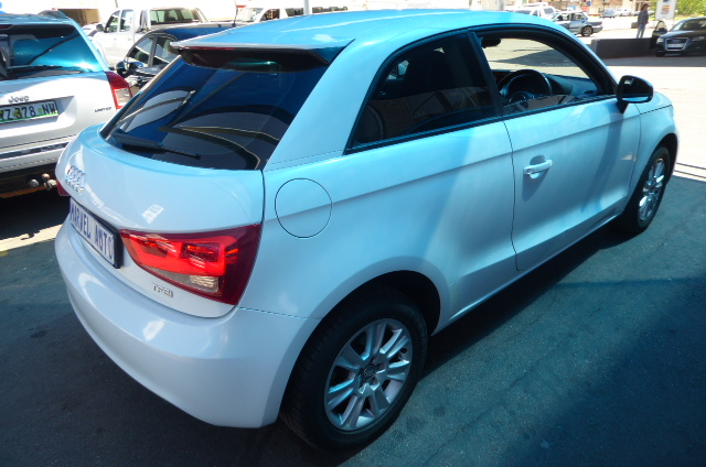 2015 Audi A1 1.4T Ambition