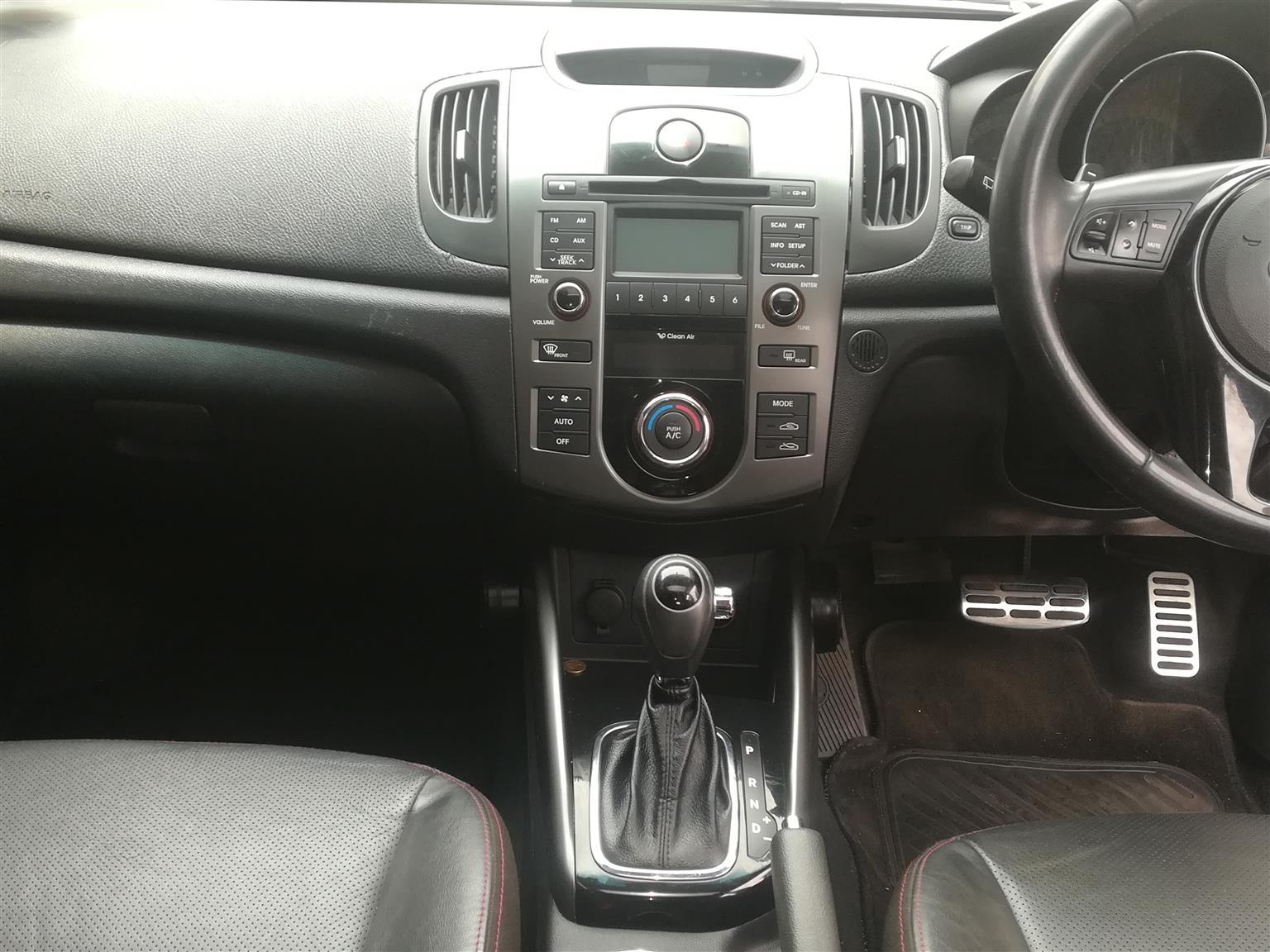 2012 Kia Cerato 1.6 EX 4 door